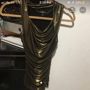GOLD EXPRESS TOP